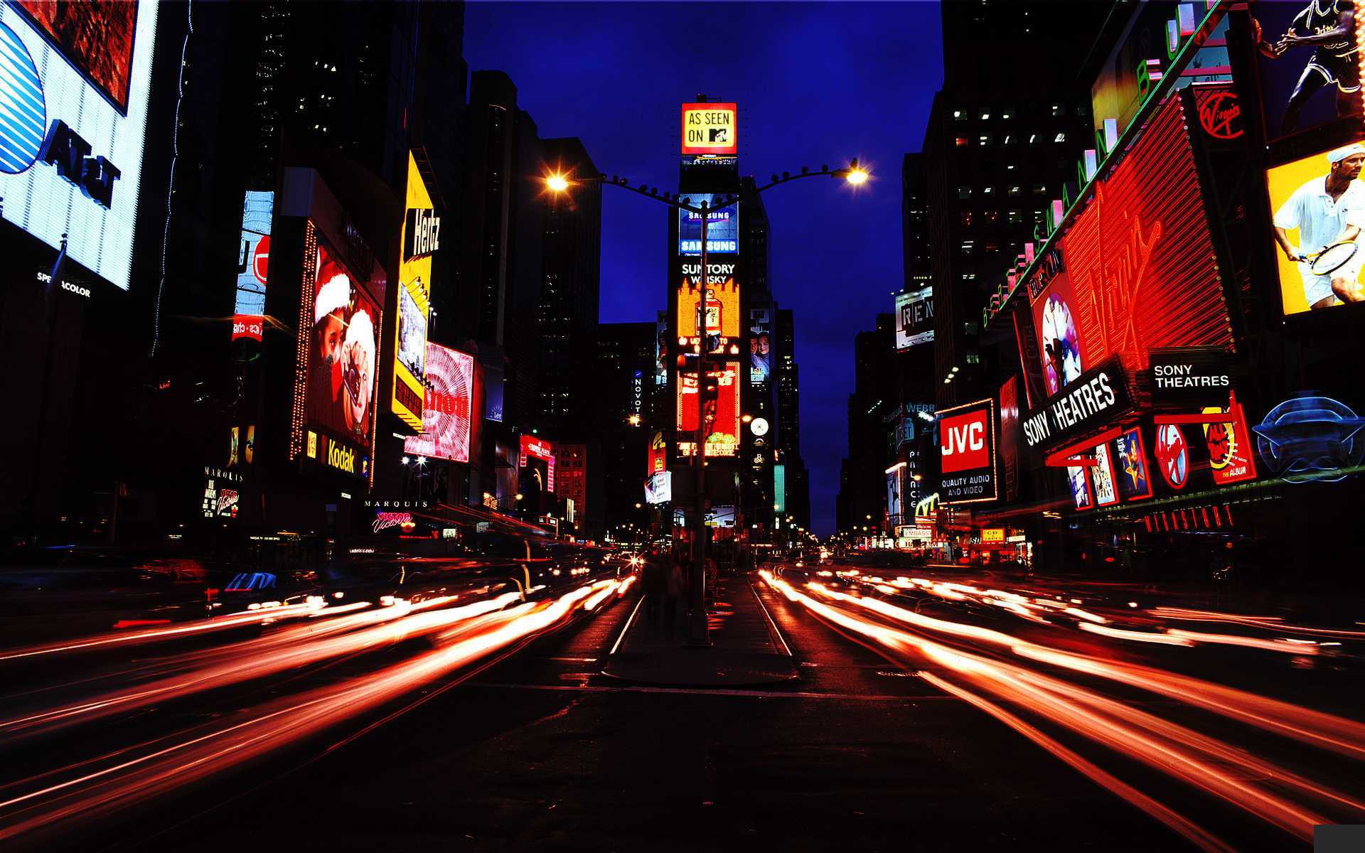 new york streets at night   pixshark     images